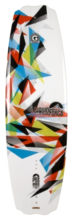 Liquid Force - 2013 PS3 Grind 141 Wakeboard