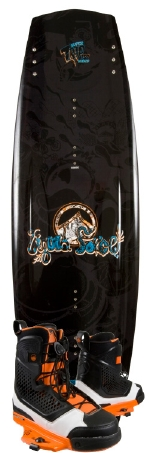 Liquid Force - 2013 Super Trip 139 w/Ultra CT Wakeboard Package