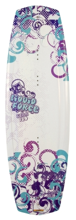 Liquid Force - 2013 Star 124 Wakeboard