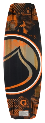 Liquid Force - 2013 Shane Hybrid 134 Wakeboard