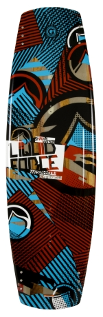Liquid Force - 2013 Watson Hybrid 143 Wakeboard