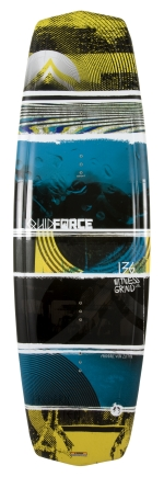 Liquid Force - 2013 Witness Grind 136 Wakeboard