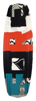 Liquid Force - 2013 Witness Grind 140 w/Domain Wakeboard Package