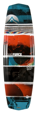 Liquid Force - 2013 Witness Grind 140 Wakeboard