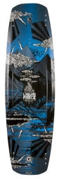 Liquid Force - 2013 Deluxe Hybrid 139 Wakeboard
