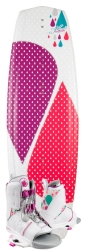 2013 Jett 136 w/Transit Women's Wakeboard Package