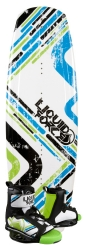 Liquid Force - 2013 Nemesis 118 w/Nemesis Wakeboard Package