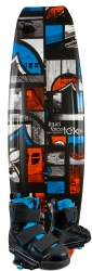 Liquid Force - 2013 Tex 138 w/Vantage CT Wakeboard Package