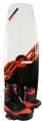 Liquid Force - 2013 Watson 135 w/Watson Wakeboard Package