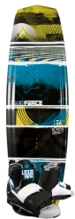 Liquid Force - 2013 Witness Grind 136 w/Domain Wakeboard Package