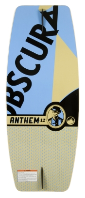Liquid Force - 2013 Anthem 42 Wakeskate Foam Top