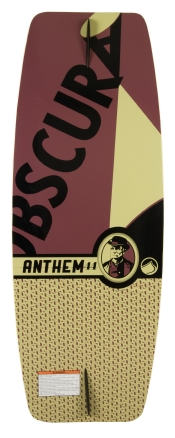 Liquid Force - 2013 Anthem 44 Wakeskate Foam Top