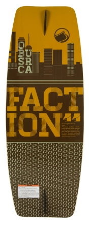 Liquid Force - 2013 Faction 44 Wakeskate Foam Top