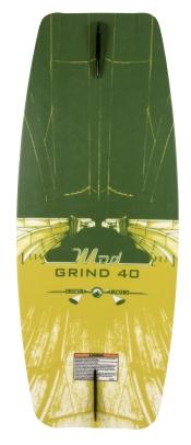 Liquid Force - 2013 Mod Grind 40 Wakeskate