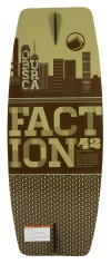 2013 Faction 42 Wakeskate Foam Top