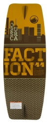 2013 Faction 44 Wakeskate Foam Top