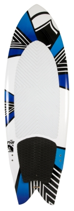 Liquid Force - 2013 Fish 5'0