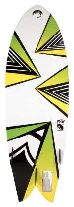 Liquid Force - 2013 Fish 5'6