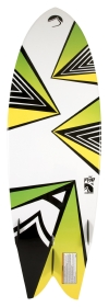 "2013 Fish 5'6"" WakeSurf Board"