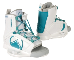 Liquid Force - 2014 Plush Wakeboard Binding
