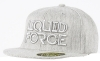 Liquid Force - Stacked Heather Grey Hat