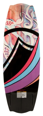 Liquid Force - 2014 Angel 130 w/Plush Wakeboard Package