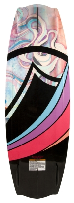 Liquid Force - 2014 Angel 134 w/Plush Wakeboard Package