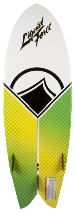 Liquid Force - 2014 Fish 5'0