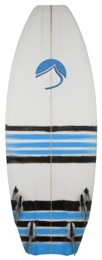 Liquid Force - 2014 Chase Sixer 4-8 WakeSurf Board