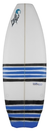 Liquid Force - 2014 Chase Sixer 5-0 WakeSurf Board