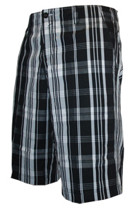Lost - Big Plaid - Men's Walkshort