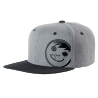 Neff - Corpo Cap Adjustable Grey/Black