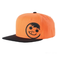 Neff - Corpo Cap Adjustable Orange/Black