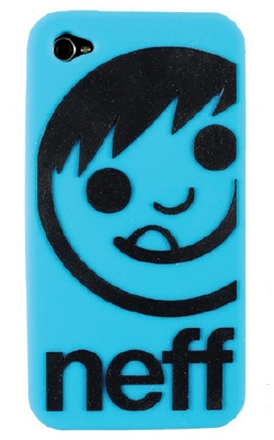 Neff - Corpo Iphone Case - Cyan