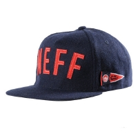 Neff - Felty Adjustable Cap - Navy