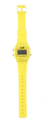 Neff - Flava Watch - Yellow