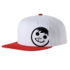 Neff - Corpo Cap Adjustable White/Red