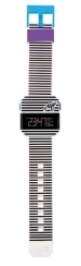 Digi Watch - Stripe