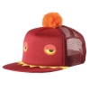 Monster Cap Adjustable - Maroon