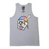 Neff - Tasty Treats Tank - Athletic Heather