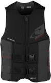 Assault LS USCG Vest Blk/Graphite