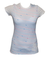 Reef - Flat Liner Easy Tee - Ladies T Shirt
