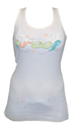 Reef - Lightening Tank - Ladies T Shirt