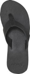 Reef Sandals - Butter 3 Black - Women's Sandal