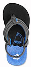 Reef Sandals - Ahi Surfers Are Friends - Kid's Sandal