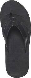 Reef Sandals - Phantom Player Black/Black - Men's Sandal