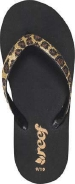 Reef Sandals - Little Stargazer Luxe/Leopard - Kid's Sandal