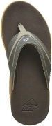 Reef Sandals - Stinger Dark Brown/Tan - Men's Sandal