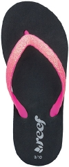 Reef Sandals - Little Stargazer Neon Pink - Kid's Sandal