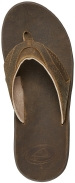 Reef Sandals - Fanning Ultimate Brown/Dark Brown - Men's Sandal